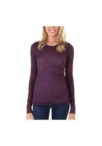 Next Level The Burnout Thermal - Plum - S