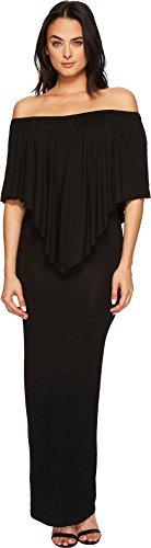 American Rose Women's Ayden Dress Black Medium