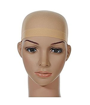 SUKRAGRAHA Wig Caps - Neutral (12 Pack) -