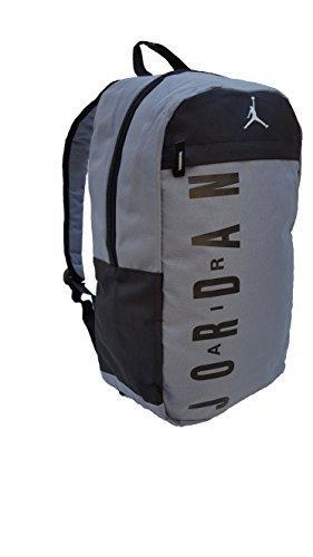 Nike Jordan Jumpman Youth Backpack (One Size, Cool Grey)