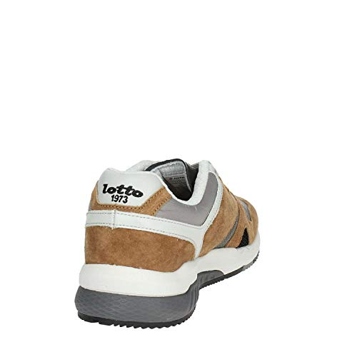 Sneakers Lotto 42 Bassa Leggenda T7388 Uomo Cuoio 0fqvP