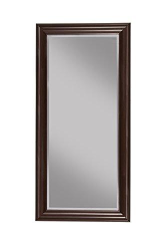 Sandberg Furniture, Full Length Leaner Mirror, Cherry by Sandberg Furniture