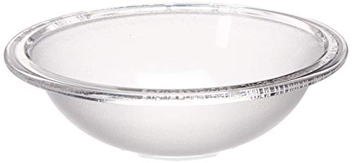Winco Pebbled Bowl, 6-Inch, Polycarbonate by Winco (Image #2)
