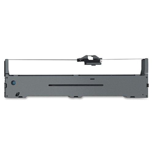 Epson Corporation - Epson Fx-890 Black Ribbon Cartridge - Black - Dot Matrix - 7500000 Character - 1 Each quot;Product Category: Print Supplies/Ink/Toner Cartridgesquot;
