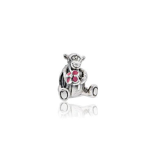 Pandora Disney Tigger Silver & Pink Charm792135EN80