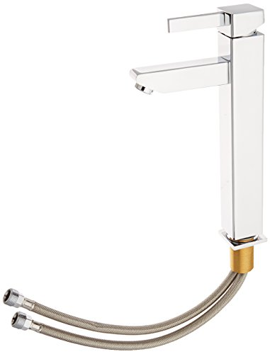 Kingston Brass KS8401CL Claremont Vessel Sink Faucet, Polished Chrome