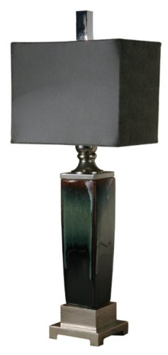 Glass-Porcelain Lamps By Uttermost 27784-1