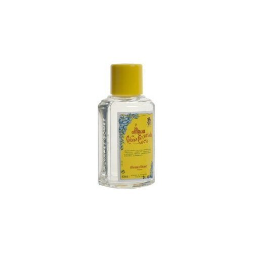 Agua de Colonia Eau de Cologne Travel Bottle (40ml) Alvarez Gomez