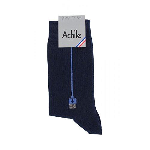 estampado calcetines de rodilla la a con Achile Vaqueros 1wqxzA1E