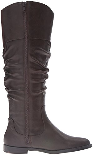 Easy Street Women's Vim Slouch Boot Brown I0U7ER7n