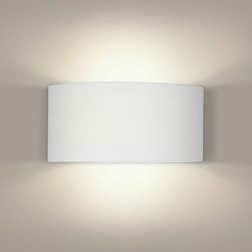 Ada Wall Washer Sconce (A19 Nicosia Wall Sconce, 4 by 14.25 by 7