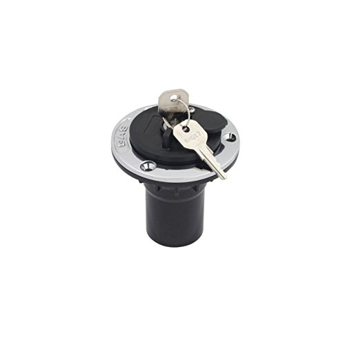 (Perko 0599DPGCHR Gas Fill with Locking Cap for 1-1/2)