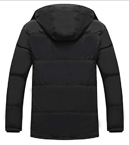 Jacket Men Wear Resistance Black Gocgt Practical Coats Casual Spring Outdoor a88w4