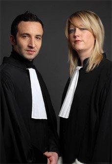 Achat robe d'avocat pas cher