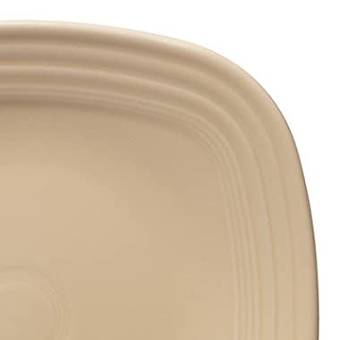 Fiesta 9-1/8-Inch Square Luncheon Plate  Ivory