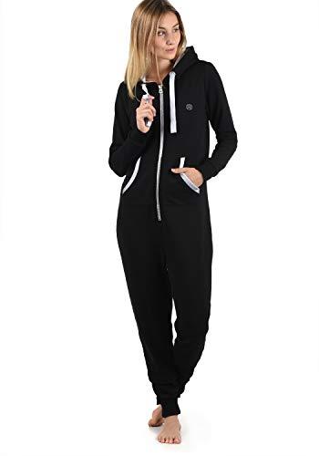 Salopetta Da Tuta Benna Donna Black Jumpsuit Desires Elegante 9000 XCHqx