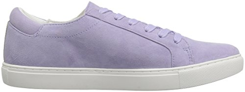 Kenneth Cole New York Women's Kam Lace up Fashion Techni-Cole 37.5 Lining Sneaker, Medium Lavender