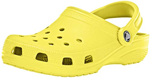 Crocs Unisex-Adult Classic Clog | Water Shoes | Comfortable Slip On Shoes