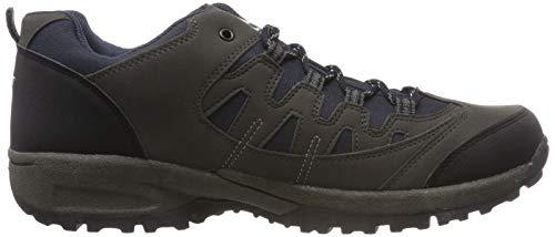 Low Adulto Marine Senderismo Marine Steppe Azul Unisex Rise de Grau Lico Zapatos Grau StFxq