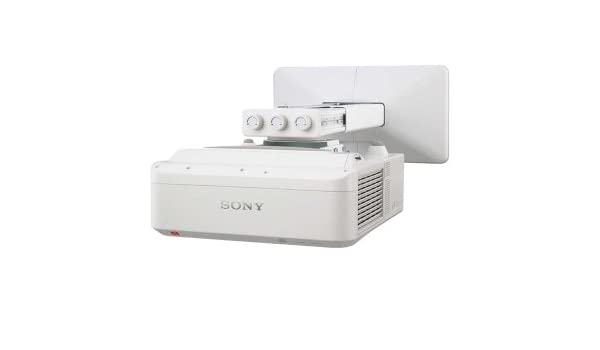 Sony VPL SW535 - Proyector LCD, 3000 ANSI lúmenes, 2500:1, 1280 x ...