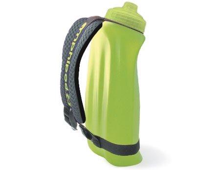 Amphipod Unisex Hydraform Handheld 12oz Charcoal