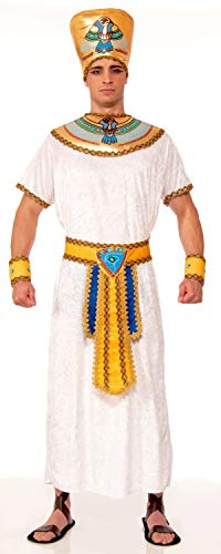 Wrath Of The Lich King Halloween Costumes - Forum Novelties Men's Egyptian King Costume,