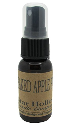 (Star Hollow Candle Co Baked Apple Pie Fragrance Oil, 1 oz)