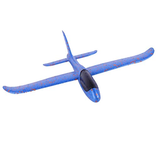 48CM DIY Kids Toys Hand Throw Flying Glider Planes Foam Aeroplane Model Party Bag Fillers Flying Glider Plane Toys for Kids