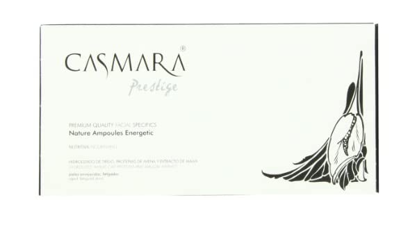 Casmara Nature Ampoules Energetic 5 Amp: Amazon.es: Belleza