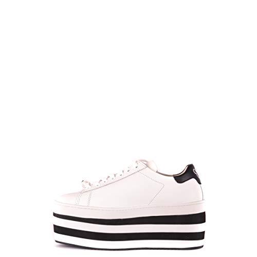 White Moa Of Sneakers Platform Arts Con Masters Bianche Topolino FT468Iq d7ac5995f21