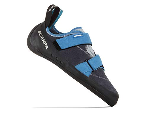 SCARPA Origin Climbing Shoe-U, Iron Gray, 45 EU/11.5 M US