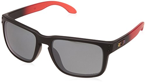 Oakley Holbrook Sunglasses, Ruby Fade, One Size ()