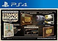 Strange Brigade Collector's Edition playstation 4 奇妙な旅団 コレクターズエディションプレイステーション4北米英語版 [並行輸入品]