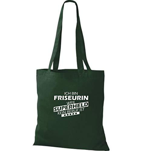 De Mujer Para Tela Algodón Bolso Gruen Shirtstown P86qBx
