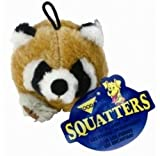 Squatter Raccoon Dog Toy, My Pet Supplies
