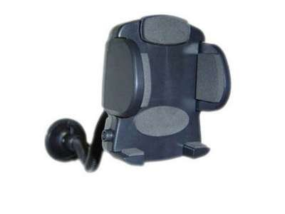 360 Degree Rotatable Car Windshield Holder Suction Mount with Air Vent Attatchment for LG Helix UX310 / HTC Tilt 2 / Hero / Imagio / Pure / Touch Diamond 2 / PCD Razzle TXT8030 / LG LX370 / Motorola CLIQ / Debut i856 / Samsung Intrepid i350 / Nokia 2705 Shade
