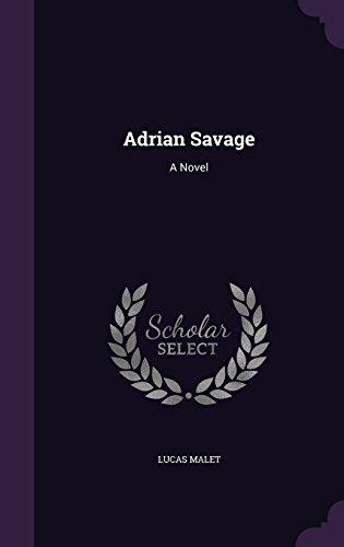 Adrian Savage