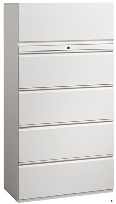 5 drawer trace lateral file storage cabinet 42 w