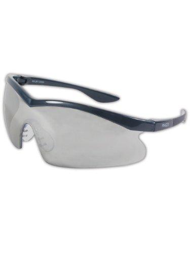 Magid Y70GYM Gemstone Zircon Protective Eyewear, Mirror Lens and Grey Frame (Case of (Essex Mirror)