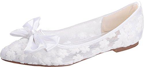 Donna Nice Balletto Balletto Donna Nice Find Find White BPIqd