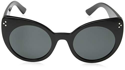 Shiny PLD Black Sonnenbrille S Polaroid Pz 4037 Negro Grey nWqUBWXf