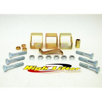 honda 300 lift kit - 2