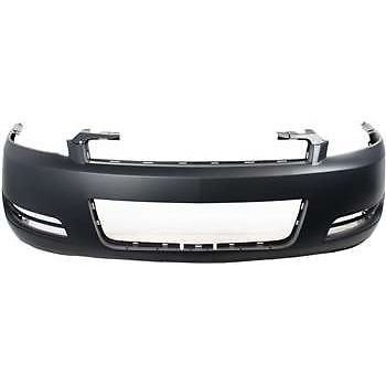 MBI AUTO – Painted To Match, Front Bumper Cover 2006 2007 2008 2009 2010 2012 2013 Chevy Chevrolet Impala, GM1000763