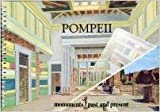 img - for Pompeii (Past & Present) With Acetate Overlays - Complete title: Guide with Reconstructions Pompeii - Herculaneum and The Villa Jovis, Capri Past and Present book / textbook / text book