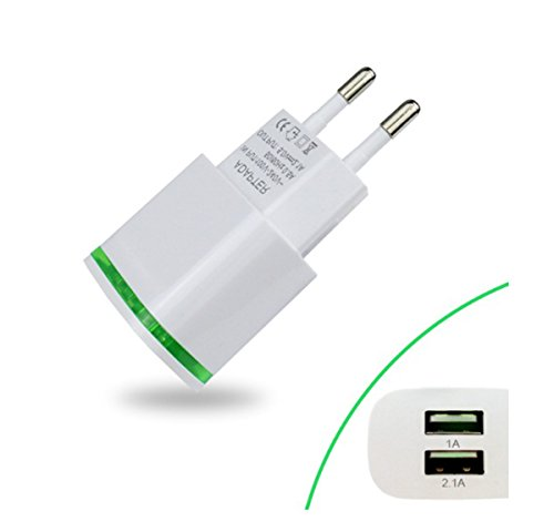 Usb Charger Usb 3, White