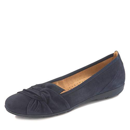 Pazifik Estive elegante scarpe Gabor ballerina Luftkammernsohle 150 24 Classiche Donna hovercraft ballerine classico ballerine nUwZO8qUS
