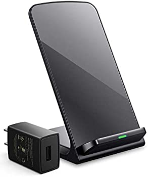 ELLESYE Qi Wireless Charging Stand With 2A Adapter