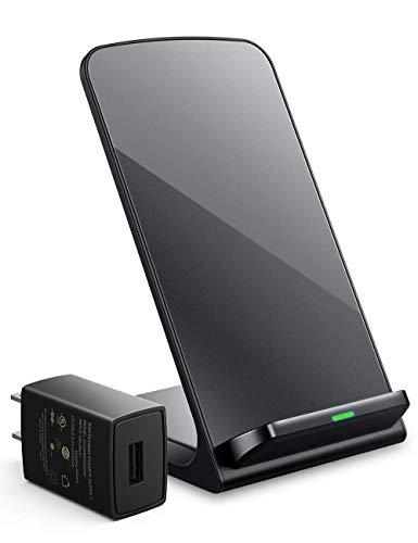 ELLESYE Wireless Charger, Qi Wireless Charging ...