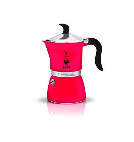 Bialetti 5341 Fiammetta Espresso Maker, Red