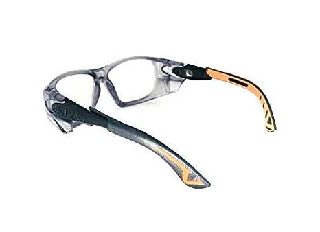 9cca8ea45785b Armação Óculos Segurança Para Lentes De Grau UNIVET 5X9L  Amazon.com.br   Ferramentas e Construção